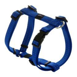 Rogz Utility Snake Blue Medium Harnais