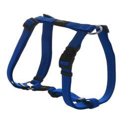 Rogz Utility Fanbelt Blue Large Dog Harness
