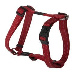 Rogz Utility Fanbelt Red Large Dog Harness