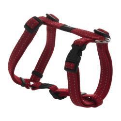 Rogz Utility Snake Red Medium Hundegeschirr