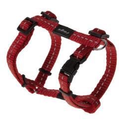 Rogz Utility Nitelife Red Small Dog Harness