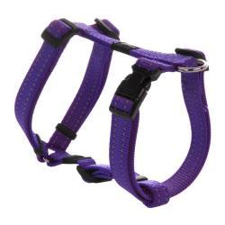 Rogz Utility Snake Purple Medium Harnais