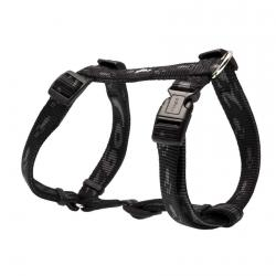 Rogz Alpinist Matterhorn Black Medium Dog Harness