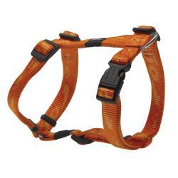 Rogz Alpinist Matterhorn Orange Medium Dog Harness