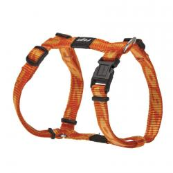 Rogz Alpinist Kilimanjaro Orange Small Dog Harness