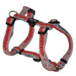 Rogz Fancy Dress Jellybean Dog Harness Small / Sport Red