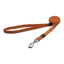 Rogz Alpinist Matterhorn Orange dog lead 140cm Medium