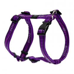 Rogz Fancy Dress Scooter Dog Harness Medium / Purple Chrome