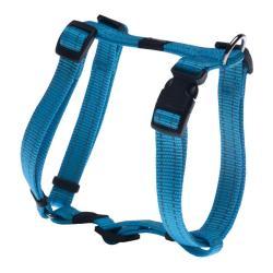 Rogz Utility Snake Turquoise Medium Pettorina per cani