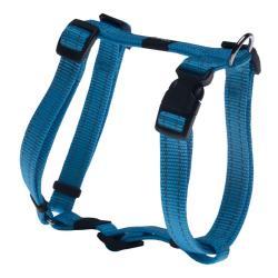 Rogz Utility Fanbelt Turquoise Large Dog Harness