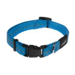 Rogz Utility Nitelife Turquoise Dog collar - Small
