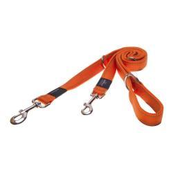 Rogz Utility Fanbelt Orange Laisse-multi 160cm Large