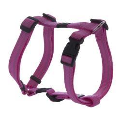 Rogz Utility Snake Pink Medium Dog Harness