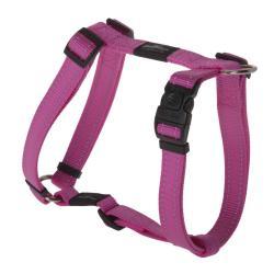 Rogz Utility Fanbelt Pink Large Dog Harness