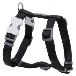 Red Dingo Black XS Dog Harness