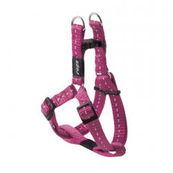 Rogz Utility Nitelife Pink Small Step-In Dog Harness