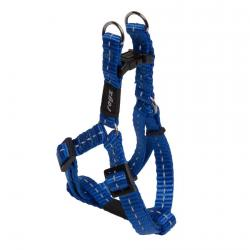 Rogz Utility Nitelife Blue Small Step-In Dog Harness