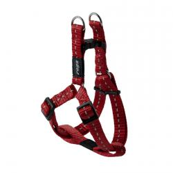 Rogz Utility Nitelife Red Small Step-In Dog Harness