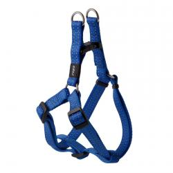 Rogz Utility Snake Blue Medium Step-In Dog Harness