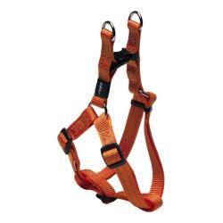 Rogz Utility Snake Orange Medium Step-In Dog Harness