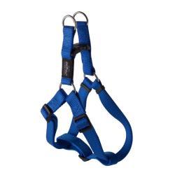 Rogz Utility Fanbelt Blue Large Step-In Dog Harness