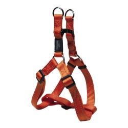 Rogz Utility Fanbelt Orange Large Step-In Dog Harness