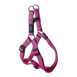 Rogz Utility Fanbelt Pink Large Step-In Dog Harness