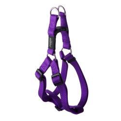 Rogz Utility Fanbelt Purple Large Step-In Dog Harness