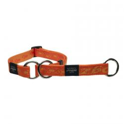 Rogz Alpinist K2 Orange Choker Half-Check - Large