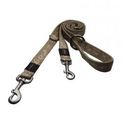 Rogz Alpinist K2 Gold multi-purpose dog leash 5,3 ft Large