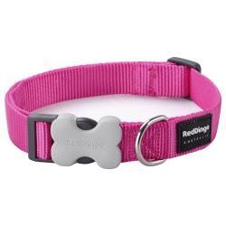 Red Dingo Hot Pink XS Dog Collar