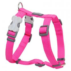Red Dingo Hot Pink XS Dog Harness