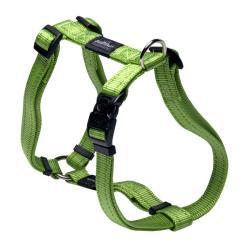 Rogz Utility Fanbelt Lime Large Dog Harness