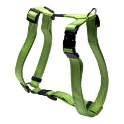 Rogz Utility Lumberjack Lime XLarge Dog Harness