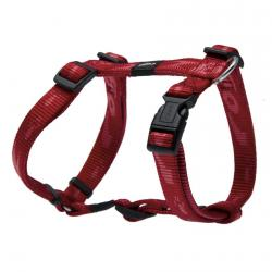 Rogz Alpinist Matterhorn Red Medium Dog Harness