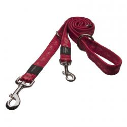 Rogz Alpinist K2 Red multi-purpose lead 160cm Large