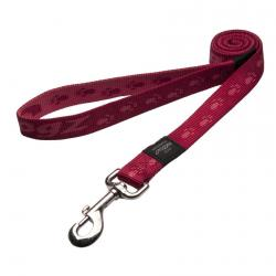 Rogz Alpinist Everest Red Laisse 120cm XLarge