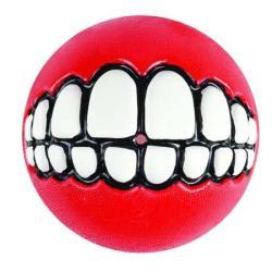Rogz  Grinz Ball medium red