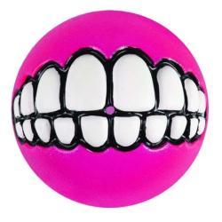 Rogz  Grinz Ball medium pink