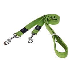 Rogz Utility Snake Lime Laisse-multi 160cm Medium