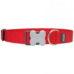 Red Dingo Red Giant Long Dog Collar