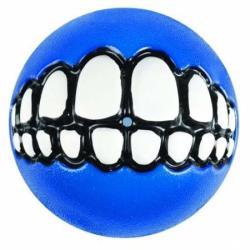 Rogz  Grinz Ball small blue