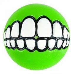Rogz  Grinz Ball small lime