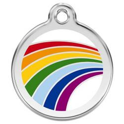 Red Dingo Médaille Rainbow Small