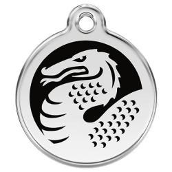 Red Dingo Médaille Black Dragon Small