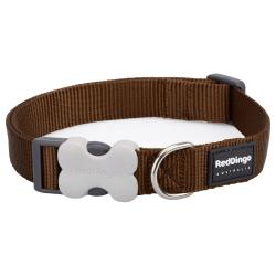 Red Dingo Brown Medium Dog Collar