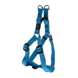 Rogz Utility Snake Turquoise Medium Step-In Dog Harness