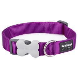 Red Dingo Purple XS Dog Collar
