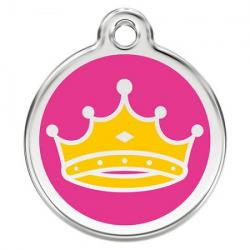 Red Dingo Médaille Queen Small