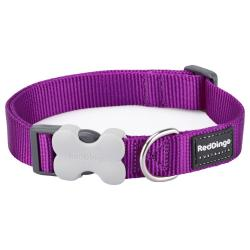 Red Dingo Purple Small Dog Collar
